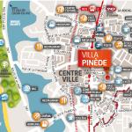 Plan de ville Olonne sur mer  Paris vendome patrimoine