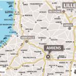 plan de situation région d'Amiens